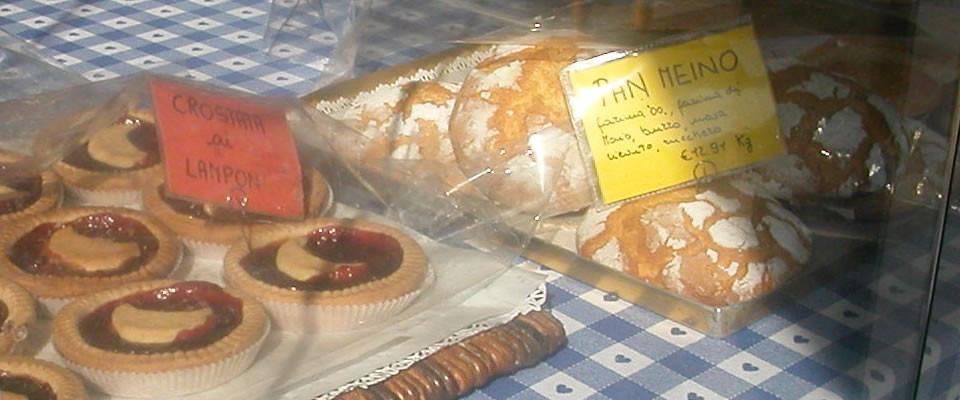 街角のお菓子(イタリア)